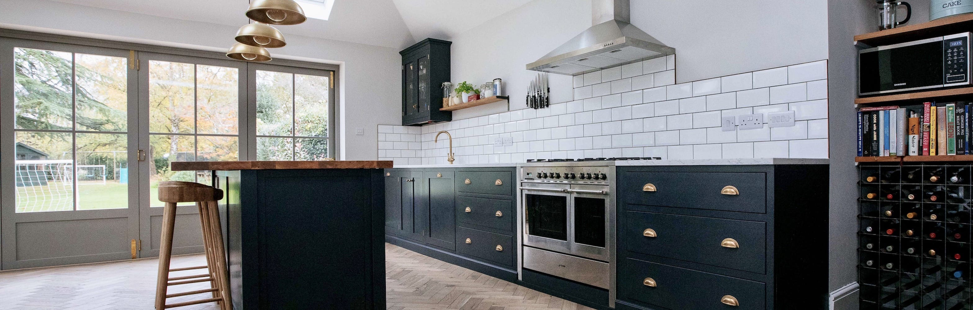 Ormonde Kitchen Extension Parquet